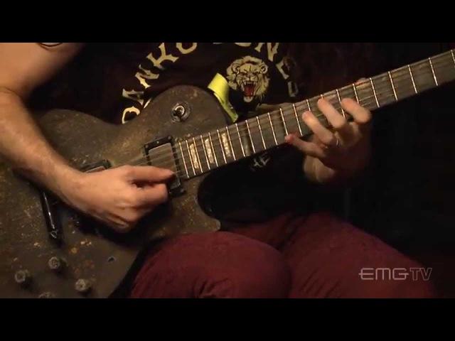 Marty Friedman performs Amagi Goe live on EMGtv