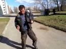 бомж танцует/Latvian got talent 2013