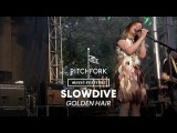 Slowdive perform