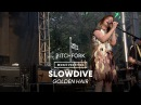 Slowdive perform Golden Hair Pitchfork Music Festival 2014