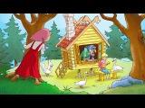 Сказки для детей - Почитайка - Гуси-лебеди