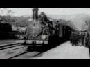Прибытие поезда на вокзал города Ла-Сьота / LArrivee dun train a la Ciotat 1896 — короткометражный на Tvzavr