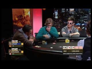 Aussie Millions 2015 - Main Event - Final Table - Episode 1