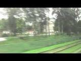 Zhodino from the train window. Жодино. Вид из окна поезда.