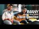Imany — You Will Never Know (Session acoustique)