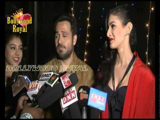 Emraan Hashmi & Amyra Dastur on the set of BBC Productions 'Kaisi Yeh Yaariyan' for 'Mr X' 2