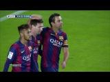 Барселона - Эспаньол, Месси, Гол, 5-1