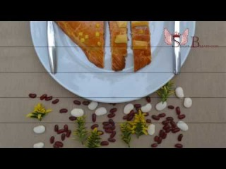 Fish pie with salmon Sugarbreads