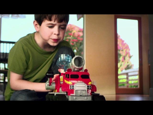 Matchbox Smokey the Fire Truck TV spot