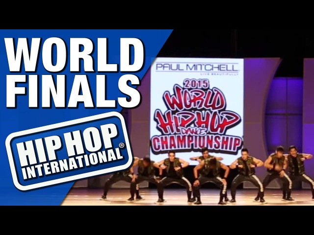 Romancon - Philippines (Silver Medalist Adult Division) @ HHI's 2015 World Finals