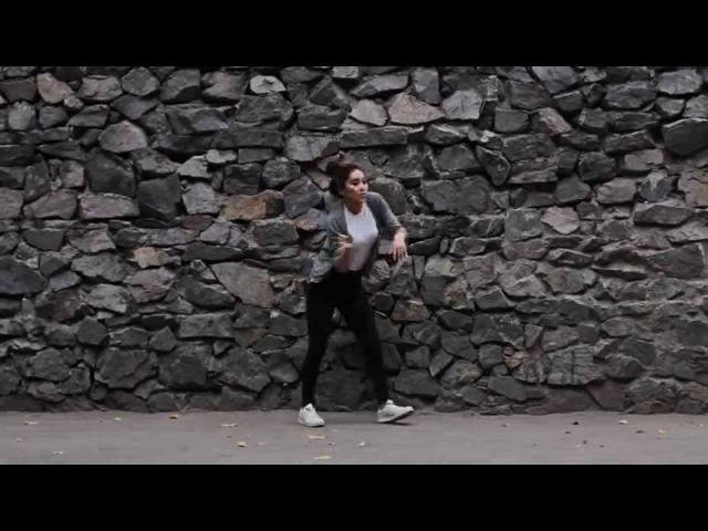Malika Akhmetova Popping Dance (26Studio)