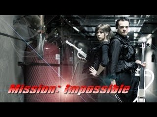 Lindsey Stirling and the Piano Guys - Mission Impossible