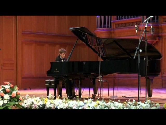 D.Masleev: Saint-Saëns / Liszt / Horowitz - Dance Macabre