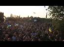 На концерте для АТО Зеленский назвал ополченцов мразями 28.08.2014