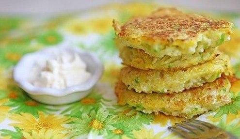 оладьи с капустой рецепт с фото