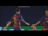 Lionel Messi Second Free kick goal vs Sevilla [11-8-2015]