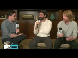 Oscar Isaac and Domhnall Gleeson still cant talk much about Star Wars [Full Episode]