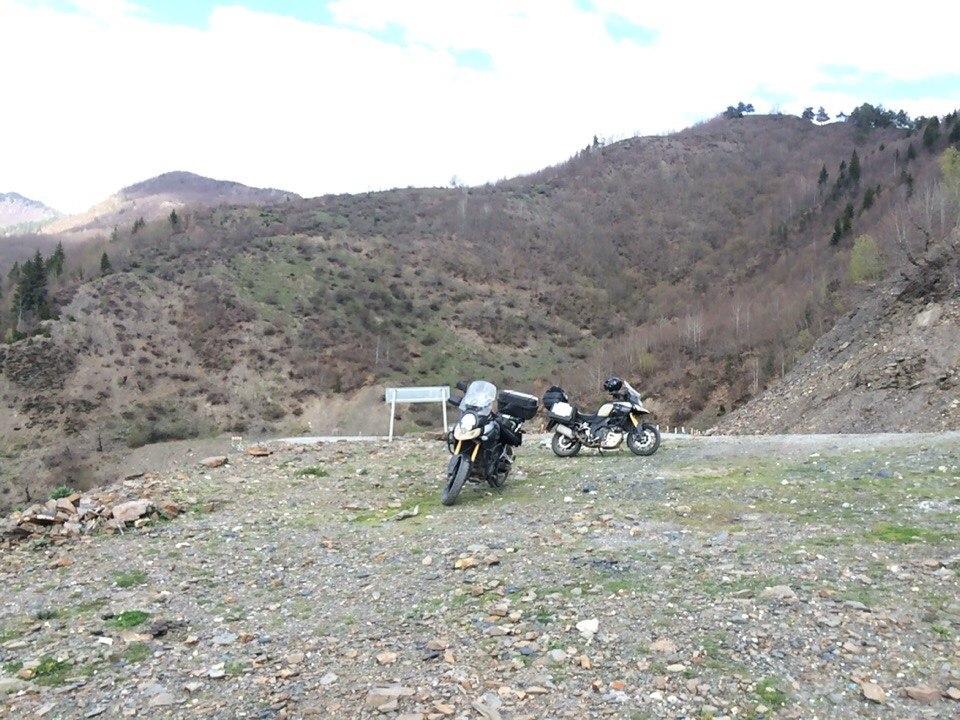 Грузия на мотоцикле, 2015