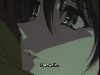 Kenshin and Kaoru - Farewell Scene ( Rurouni Kenshin Ep 31)
