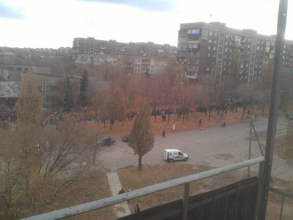 Алчевск.02.11.2014