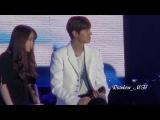 [직캠] 150522 LeeMinHo Lotte Duty Free Concert Part 2[Talk]~~by Rainbow_MH