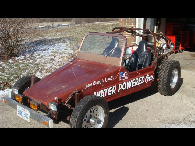 Inventor of The WATER POWERED CAR Killed Water Fuel Cells For Cars