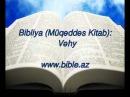 Yəhyaya Nazil Olan Vəhy ( Revelation )