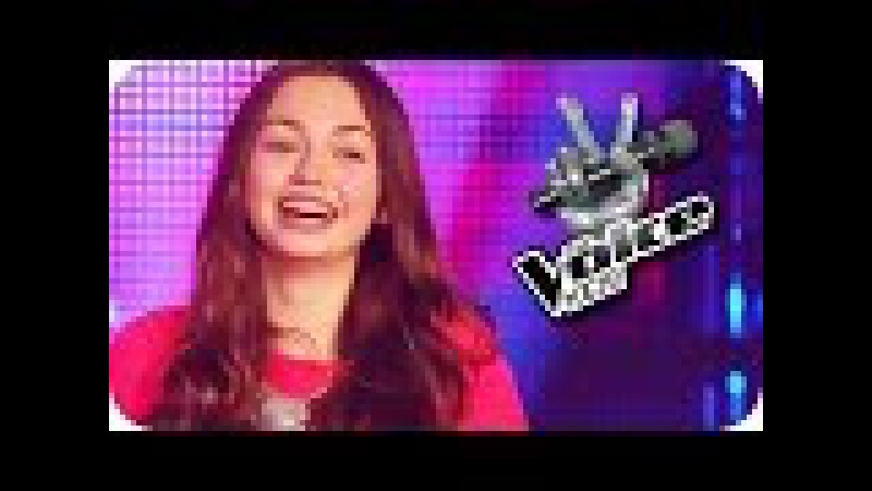 Outside - Ellie Goulding (Renée) | The Voice Kids 2015 | Blind Auditions | SAT.1