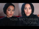Hijab and Turban Tutorial Simple and quick hijab styles using no pins
