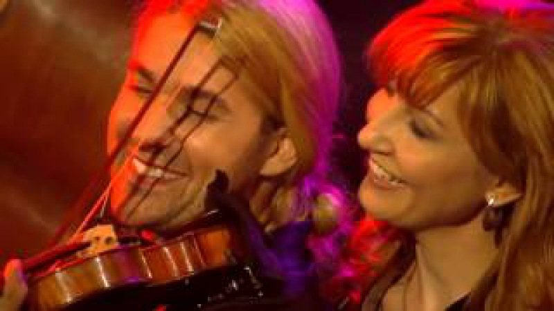 Live from Hannover - David Garrett plays Stop Crying your Heart out - Music Deluxe Edition!