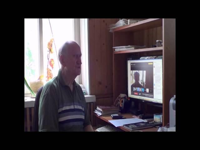 Валерий Иванович Волосатов и Александр Мишин - дискуссия о физике процессов, 5 августа 2014