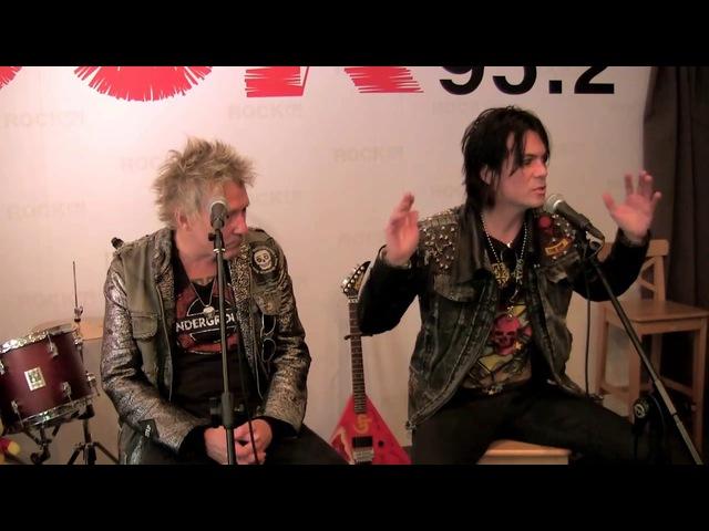 Джеймс Коттак и Keri Kelli (Project Rock) in Moscow - Documentary