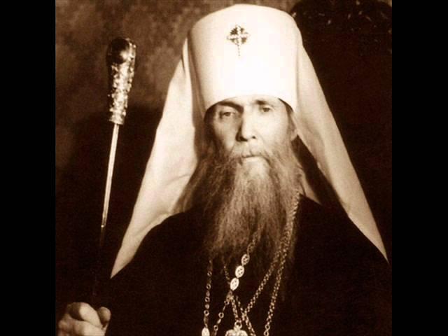 Святой митрополит Филарет (Вознесенский) О отце Дмитрие Дудко и положении христиан в СССР