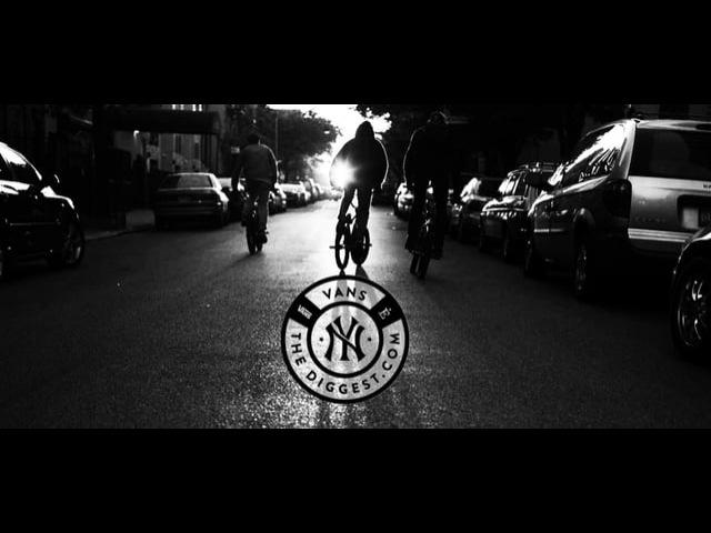 VANS x THE DIGGEST x NYC