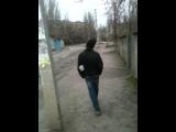 Встретили типочка под барбитурой))) киборг)