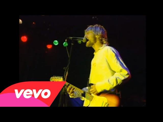 Nirvana Smells Like Teen Spirit Live at Reading 1992