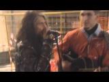 Стивен Тайлер спел  с уличным музыкантом на Арбате