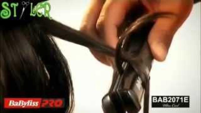 Ultra Curl BAB2071E - BaByliss PRO Щипцы-выпрямители, утюжок для волос, стайлер