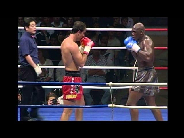 Xhavit Bajrami vs. Jerrel Venetiaan - K-1 WGP 2003 in Basel