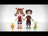 [MMD Pokemon] Chibi ยูคิ & ฮารูกะ ORAS