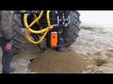 МТЗ-82.1-PRIDE - трактор 4х4 с буром