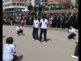 KOLBASTI SÜPER ÖTESİ HOPTEK    Yozgat P.M.Y.O Турецкий танец Колбасты.