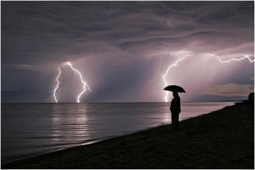 В течение этой недели в Таганроге и Ростове возможны дожди с грозами