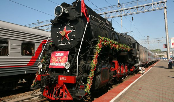 Ретро-поезд начнет ходить из Ростова в Таганрог