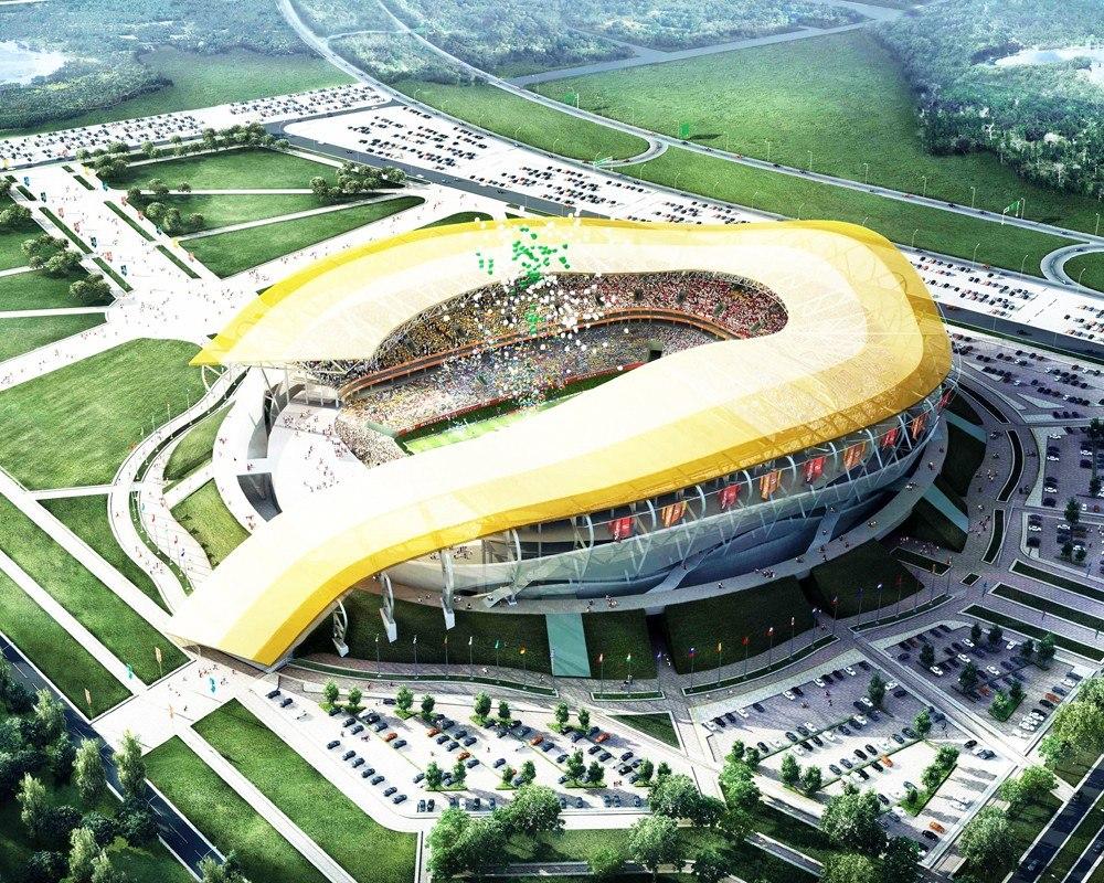 Связь «МегаФона» выбрали строители стадиона для ЧМ-2018 по футболу