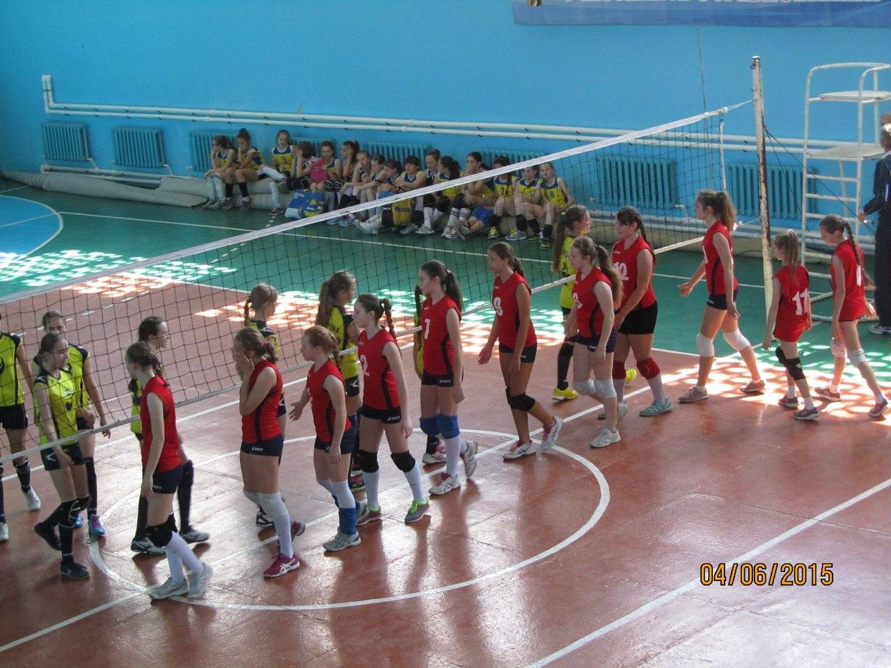 Таганрожцы заняли первое место на Первенстве Ростовской области по волейболу