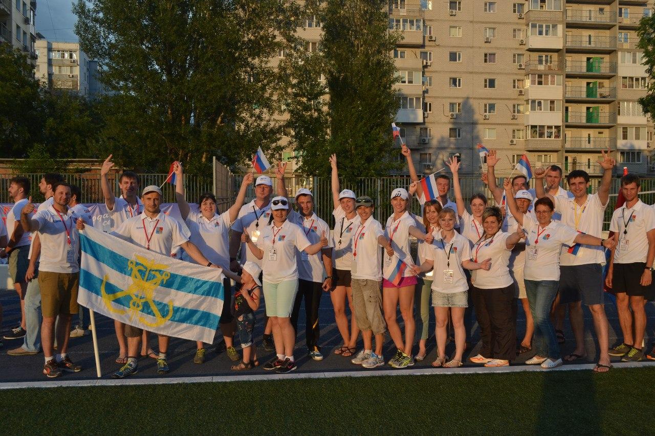 Таганрожцы показали отличные результаты в финале Спартакиады Дона