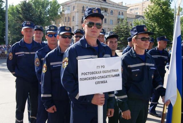 В Ростовской области пройдут VII соревнования спасателей Ростовской области» на кубок Губернатора Ростовской области