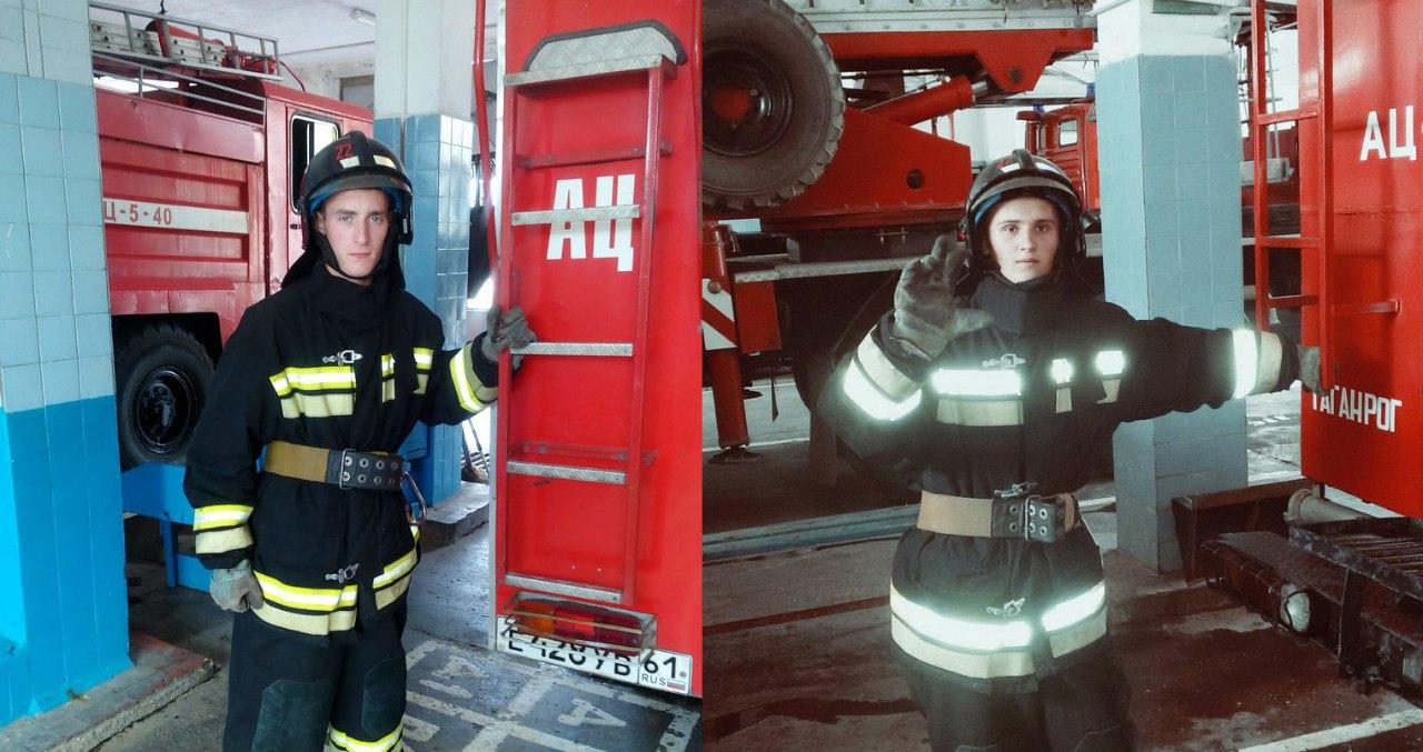 Студенты Таганрогского механического колледжа спасли горожанина в магазине «Иванка»