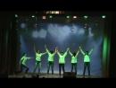 Танец родителей ОХК Радуга 21.12.2014г.